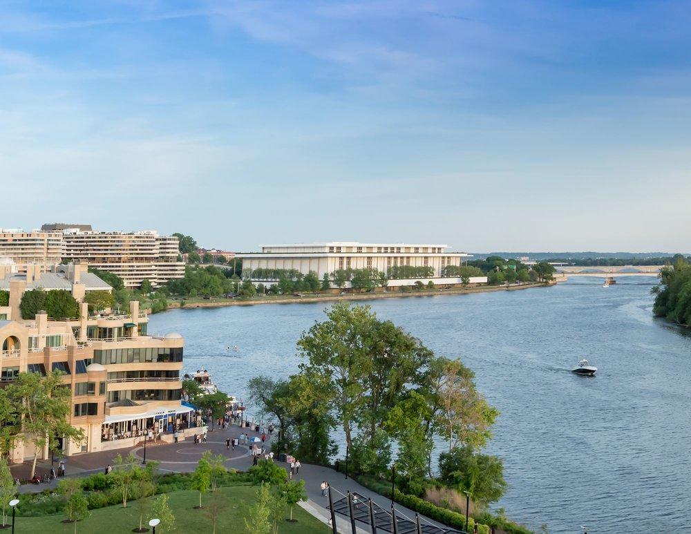 Majestic Potomac River Views