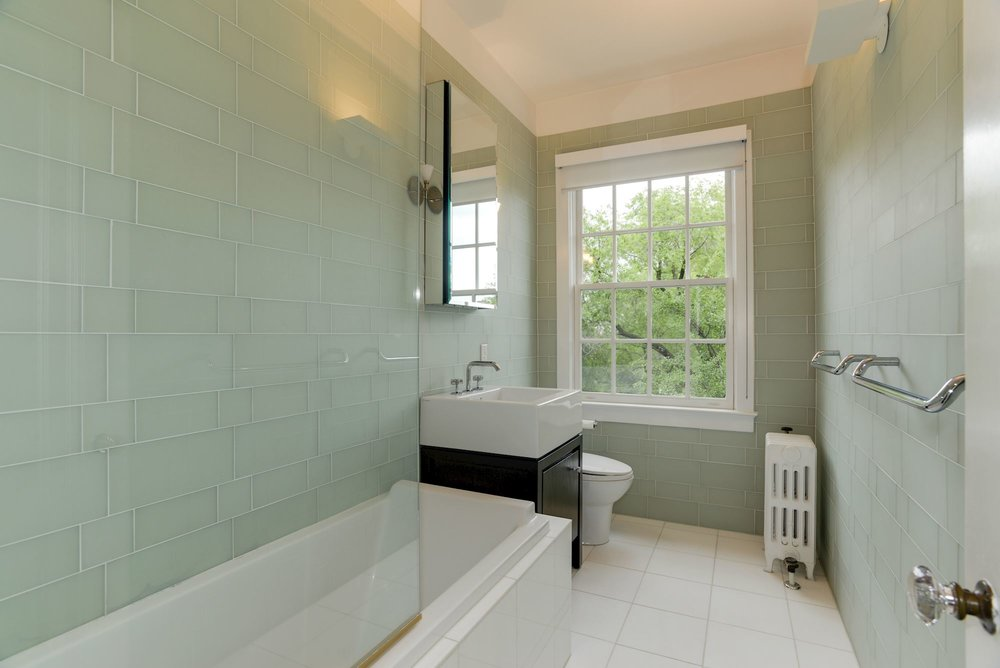 Beautifully Renovated Master Bathroom
