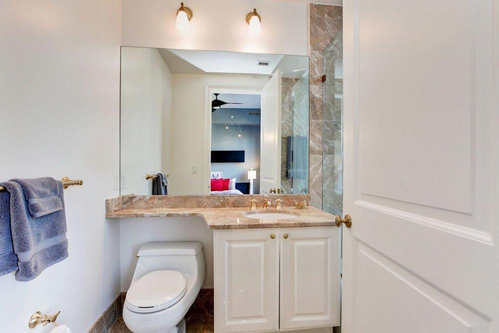Bedroom Four's En Suite Bathroom