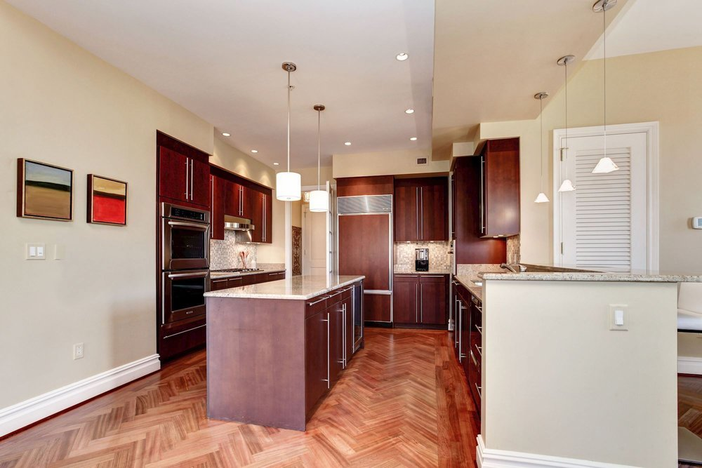 Gourmet Kitchen with Poggenpohl Cabinetry