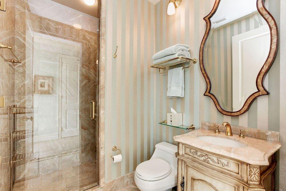 Bedroom Two's En Suite Bathroom