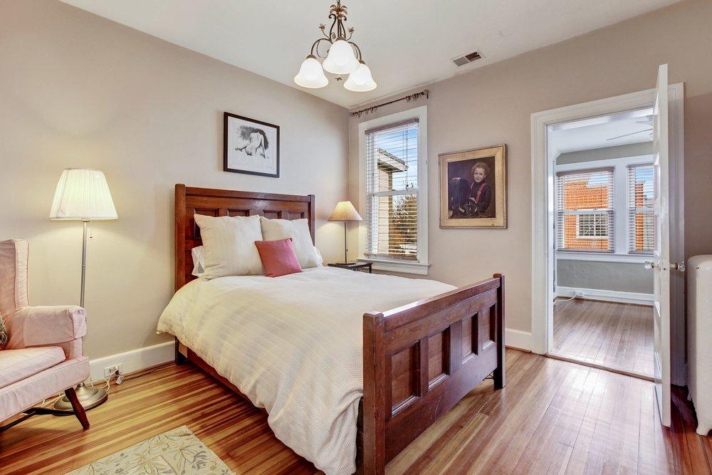 Second Bedroom with En Suite Sitting Room