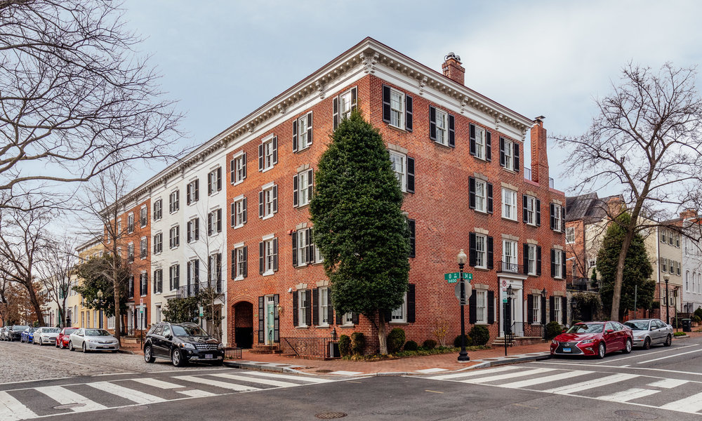 3403 O is Located on Georgetown's Premier Street