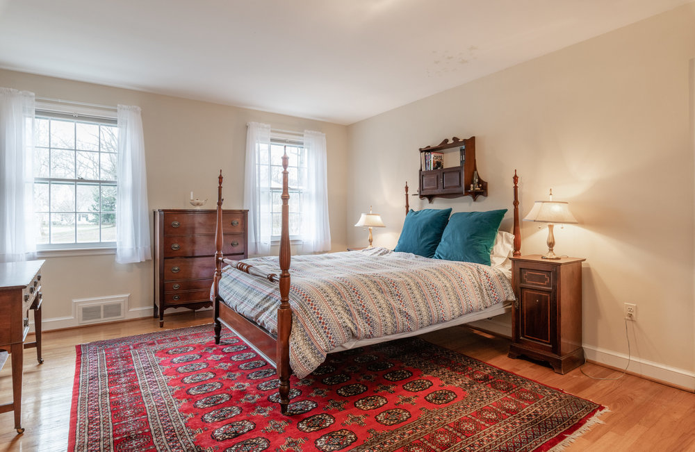 Spacious Bedroom Two