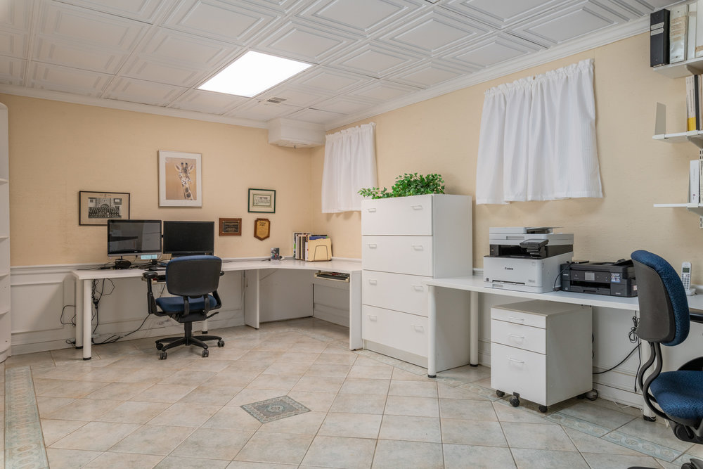 Lower Level Office Suite