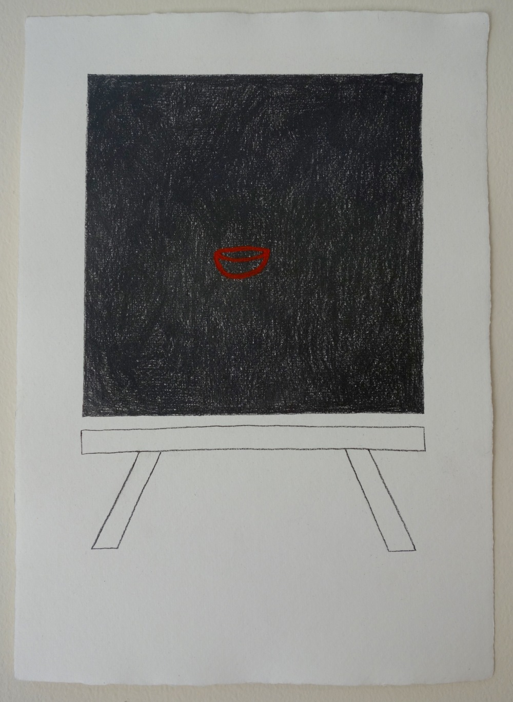 BLACK SQUARE/BENCH