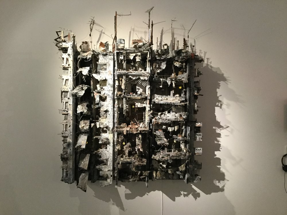 Mohamad Hafez at Lanoue Gallery