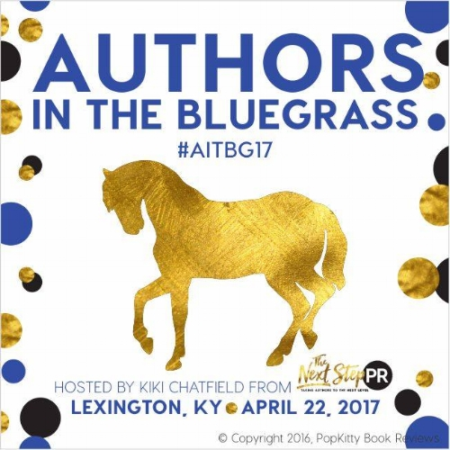 Authors in the Bluegrass   Lexington, KY  April 22, 2017  Get tickets: http://bit.ly/BlGr