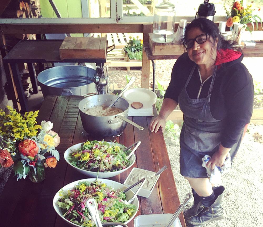Kusuma Rao - Chef - Chef Ruchikala