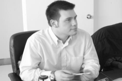 Zachary Ward   Director of External Affairs