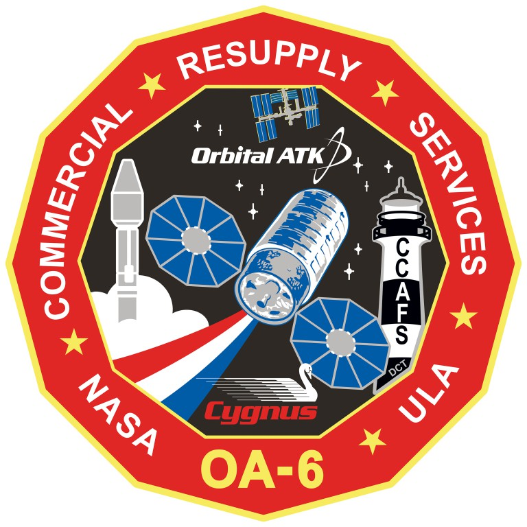 Image curtesy of Orbital ATK