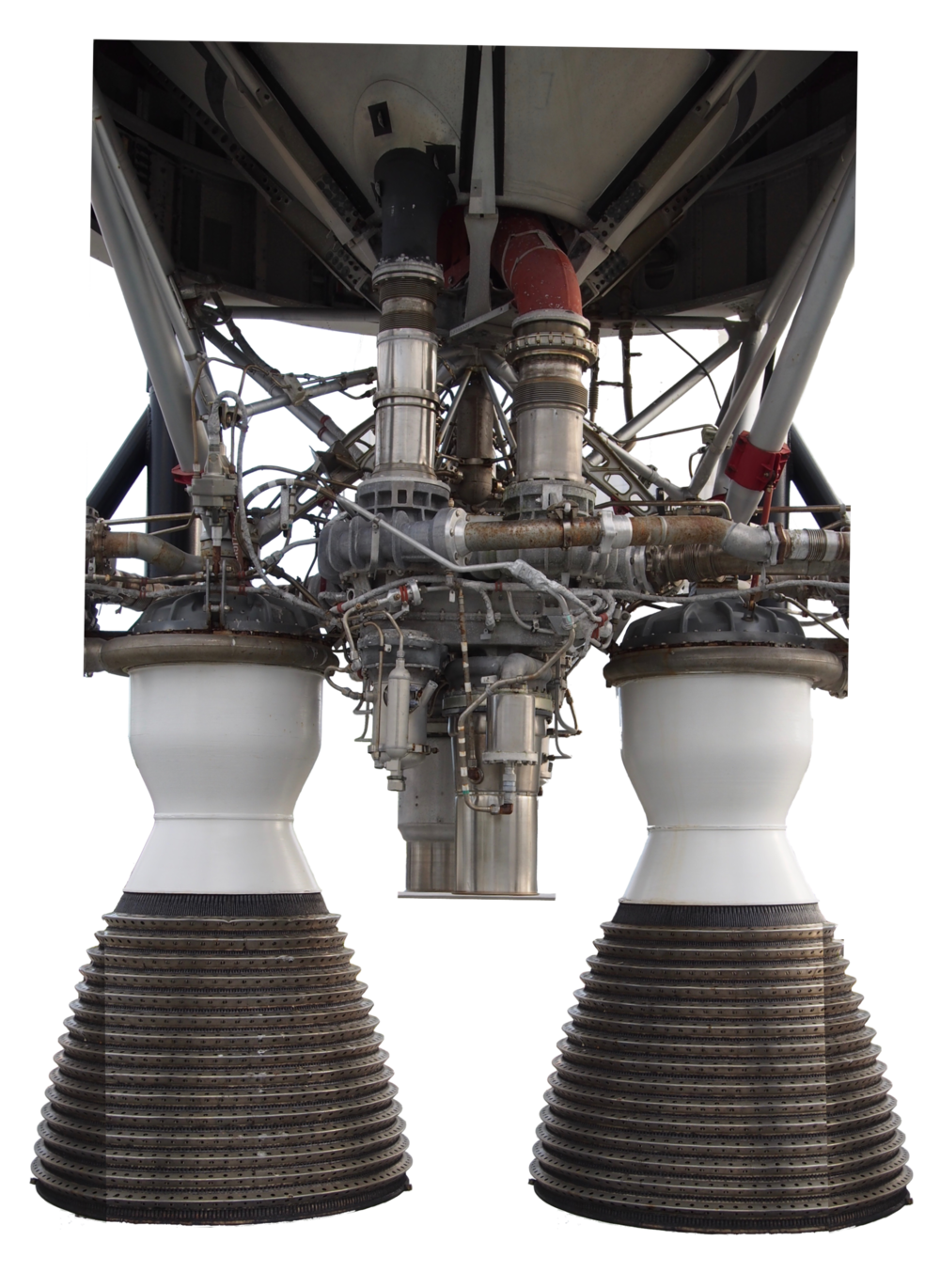 LR87 Engine. Click to enlarge