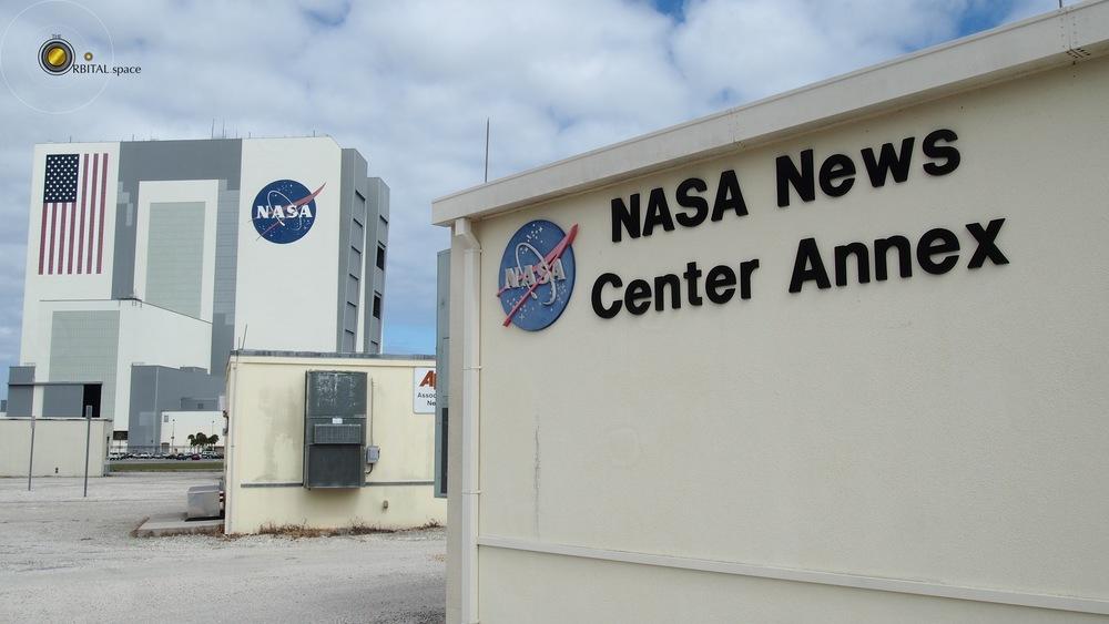 NASA News Center Annex
