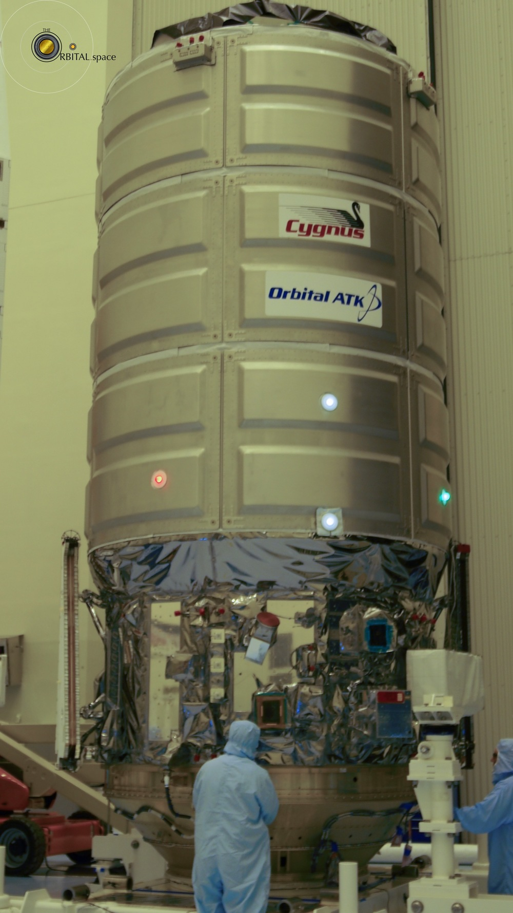 Working on Cygnus