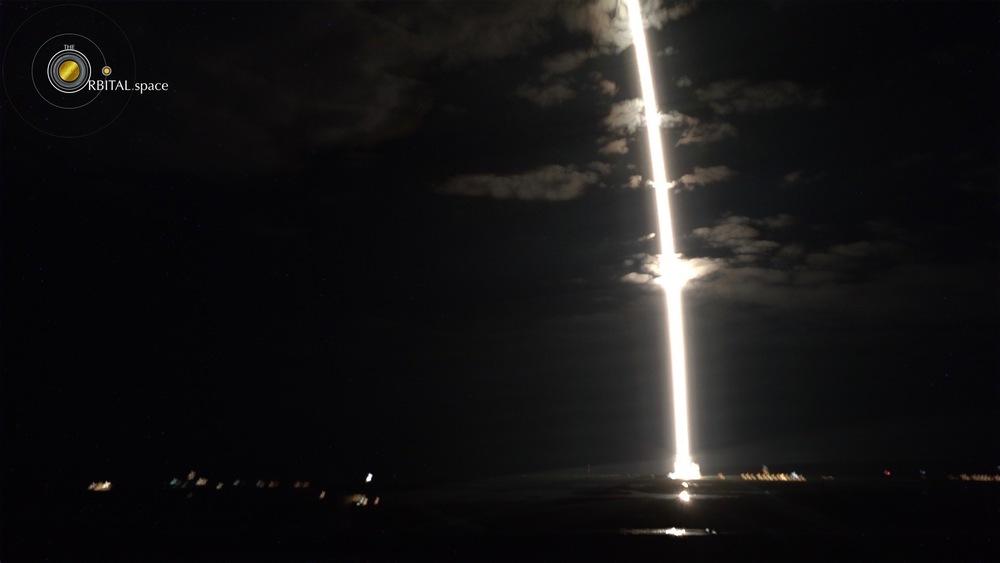Atlas-V Cygnus OA-6 Launch Exposure