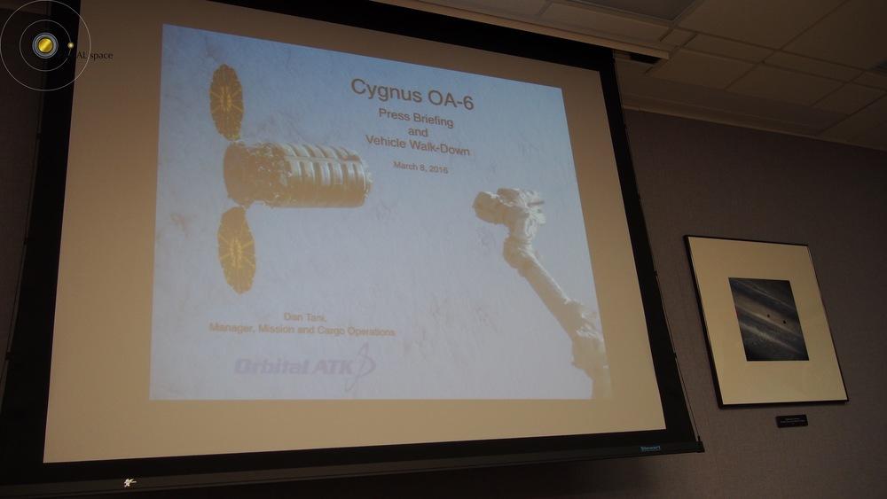 Cygnus presentation