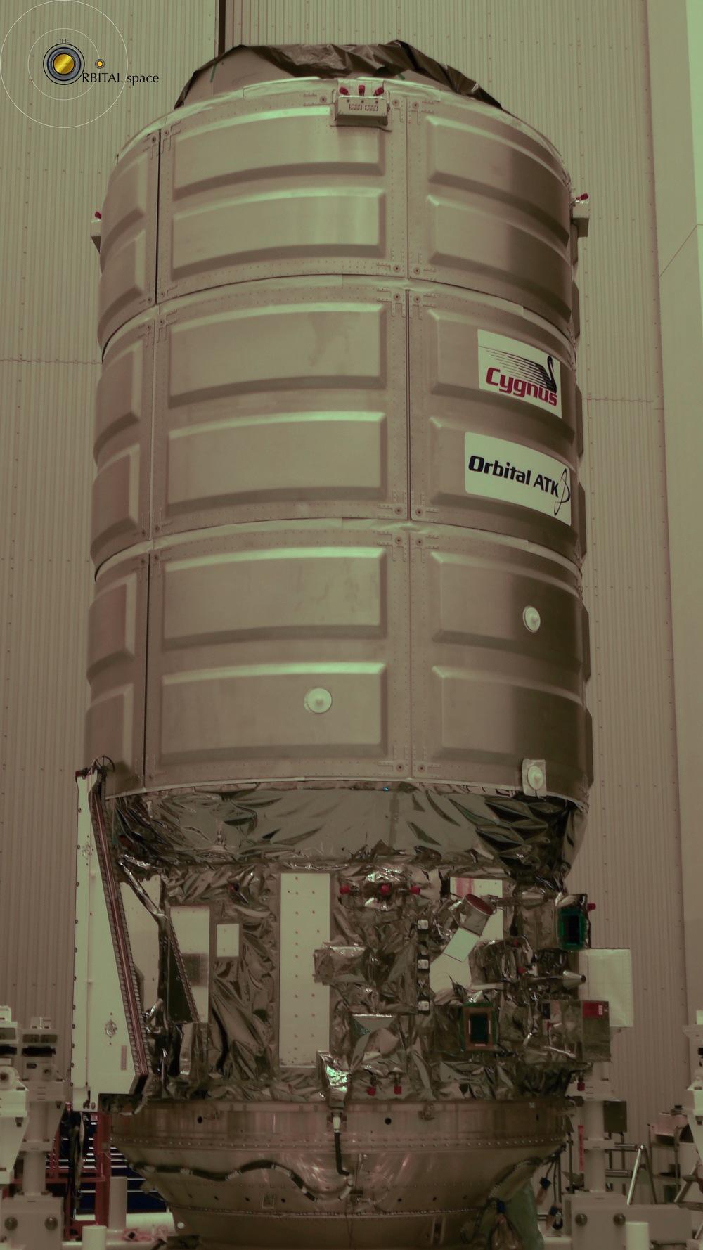 Cygnus in PHSF