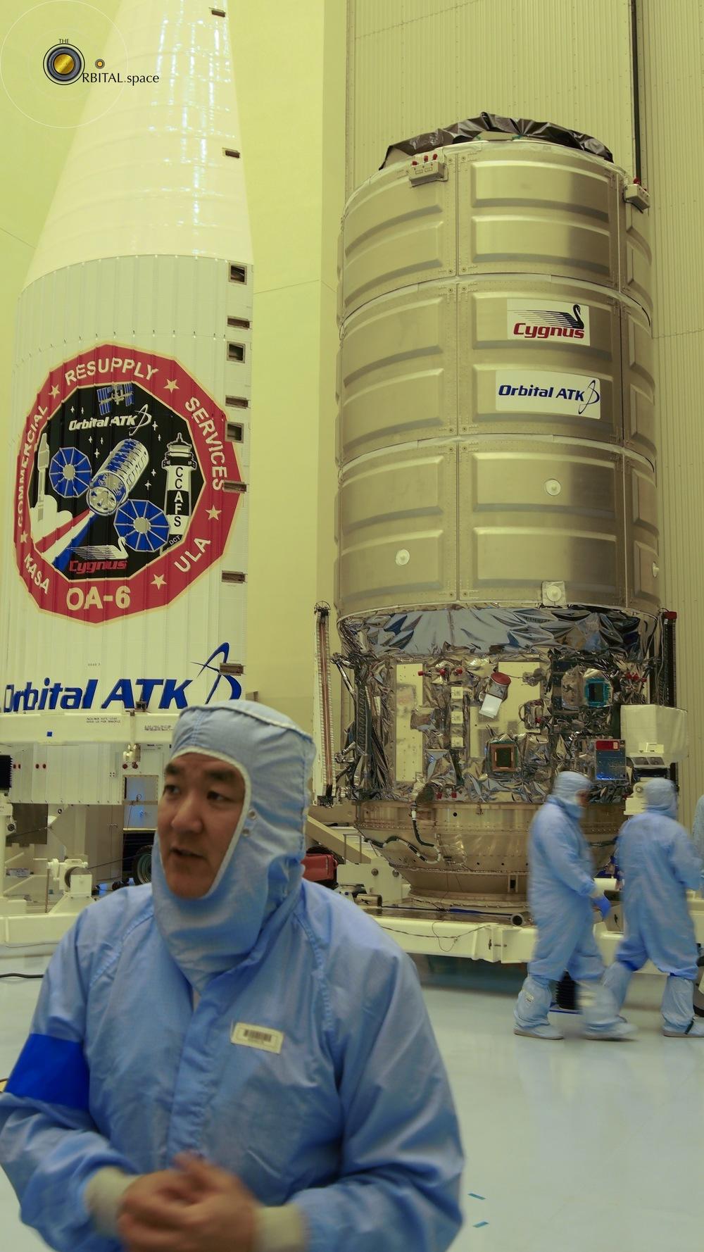 Dan Tani and Cygnus in PHSF