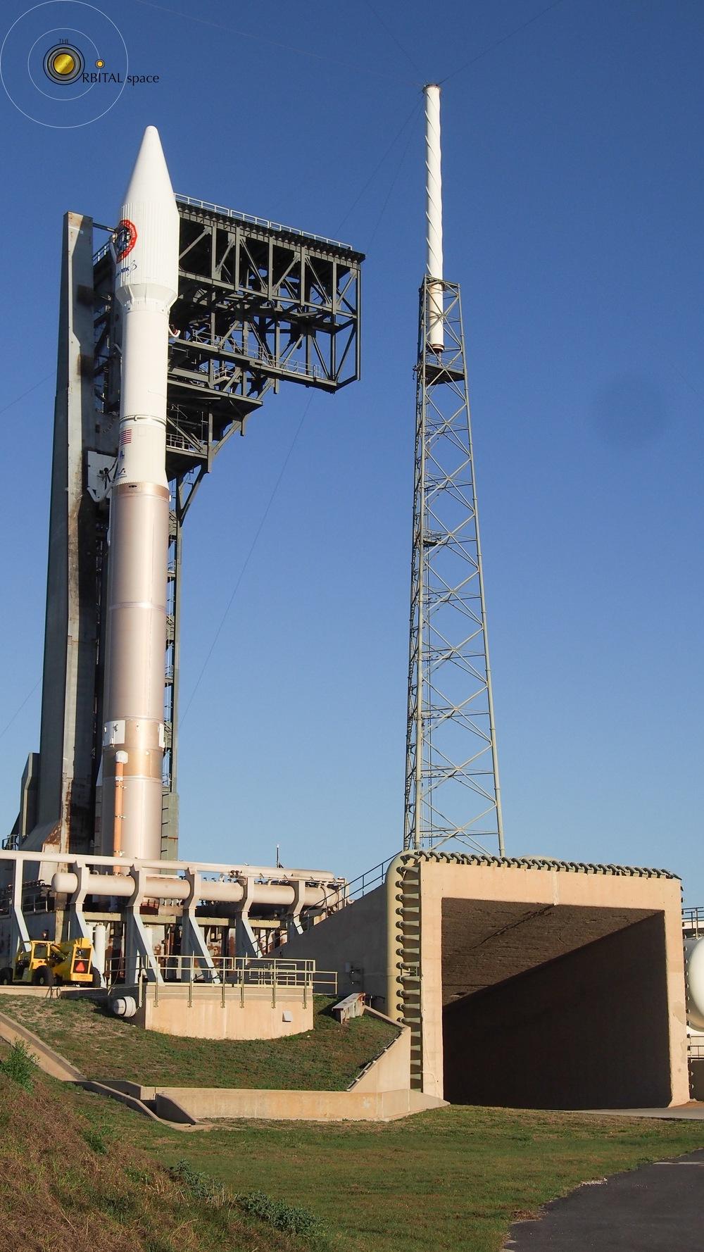 Atlas-V OA-6 SLC-41