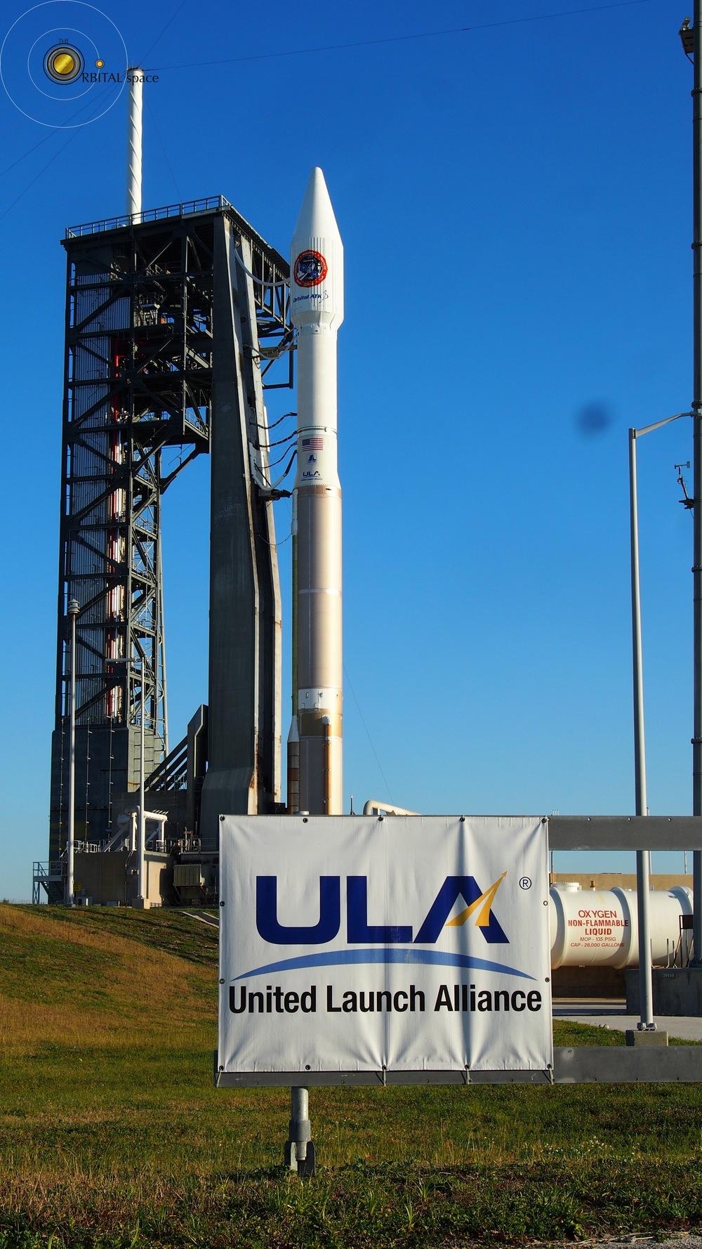 ULA Atlas-V OA-6 SLC-41