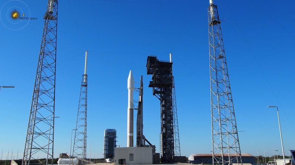 Atlas-V at SLC-41