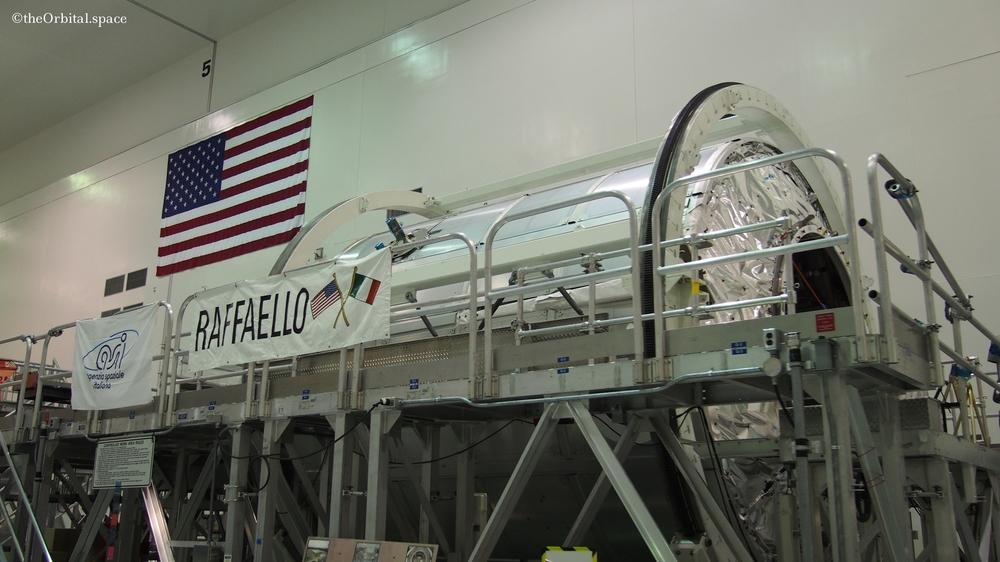 RAFFAELLO Module at SSPF