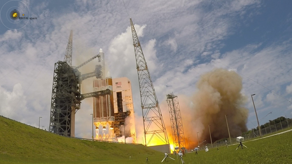 Launchpad camera Liftoff!