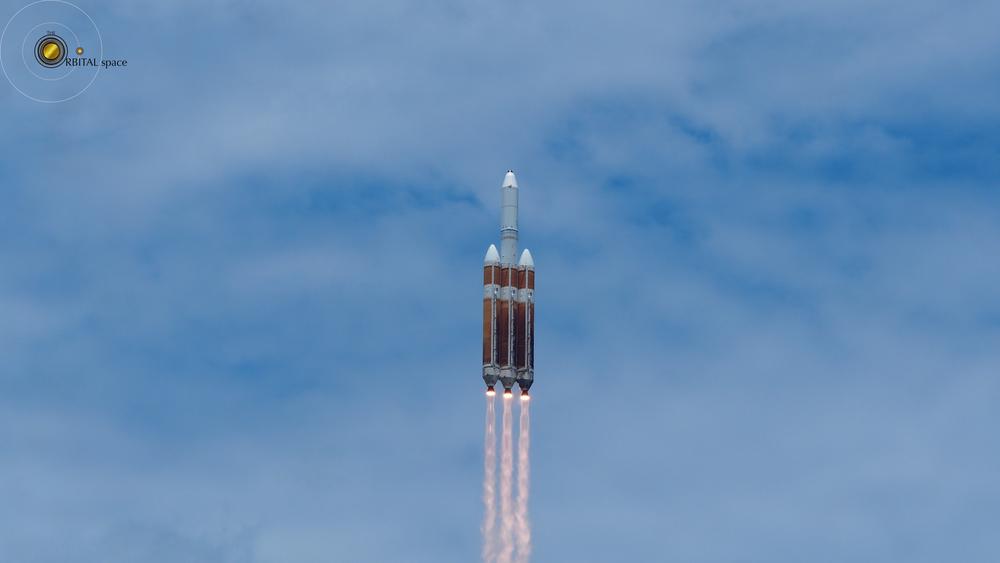 Go NROL-37! Go Delta IV Heavy! Go ULA!