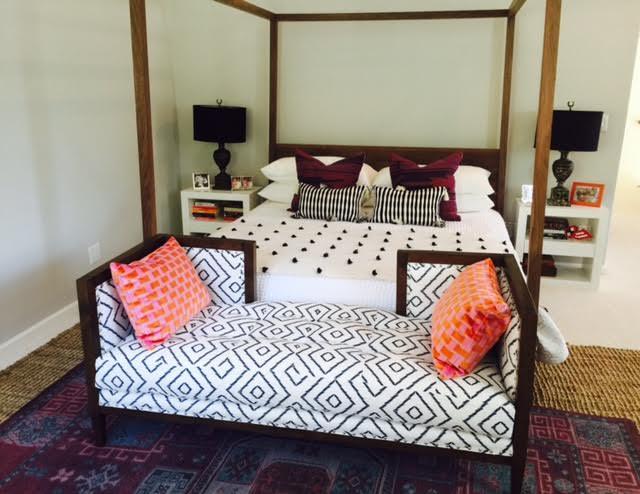 boho modern bedroom