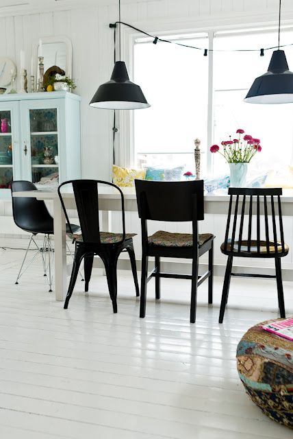 How To Master Mismatched Dining Chairs Like A Pro — Sun Soul Style
