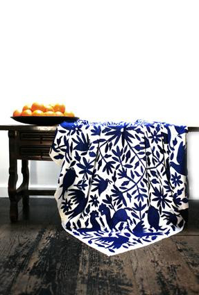 Otomi Coverlet via  L'aviva Home (in multiple covers)
