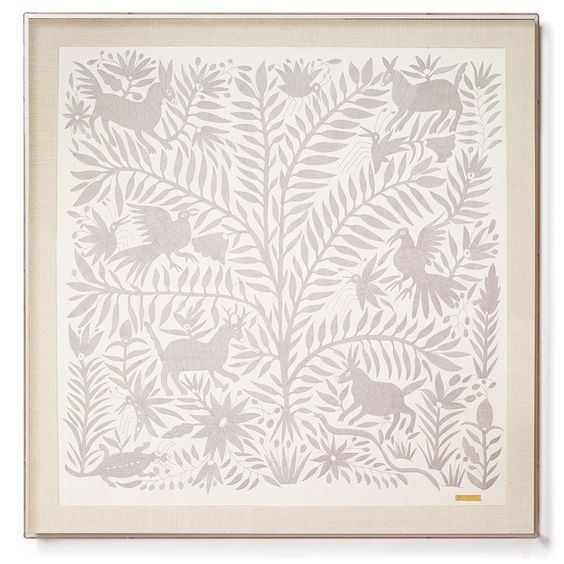 "Grey Otomi ""Sublime""  via St. Frank"