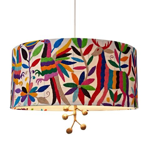 Otomi Pendant v ia Lighting Connection