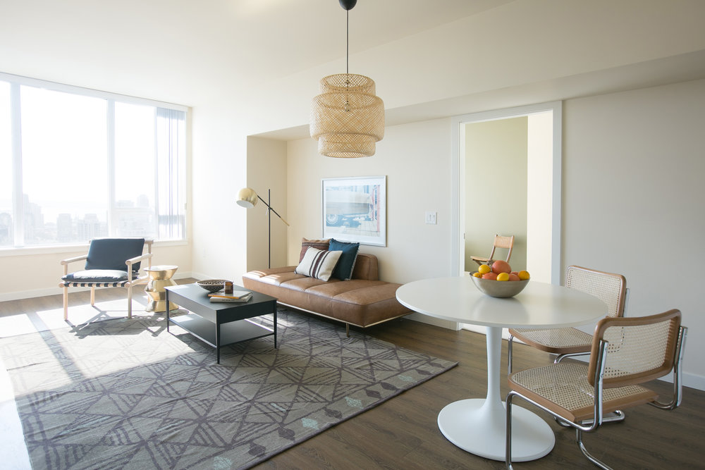 Interior Design by Christina Higham of Sun Soul Style