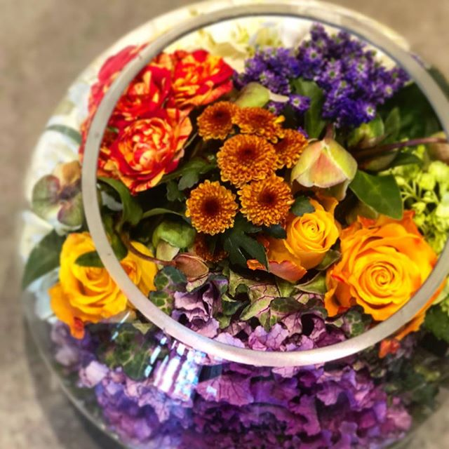 🧡good morning, friends!🧡 #swishflowers #swishbowls