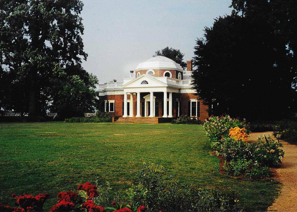 Painted-Floors-Monticello-Thomas-Jefferson-HomeDecor