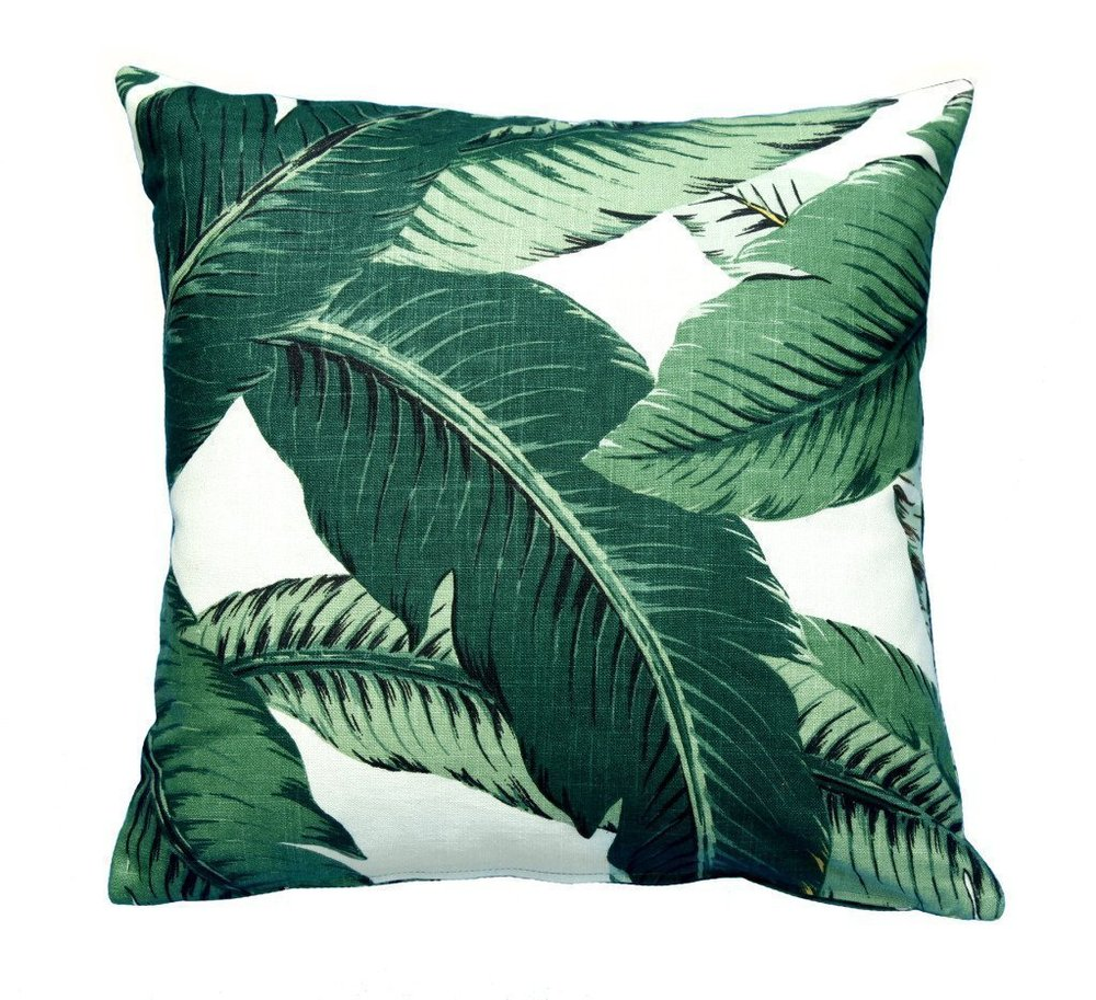 Palm Pillow Covers, Amazon