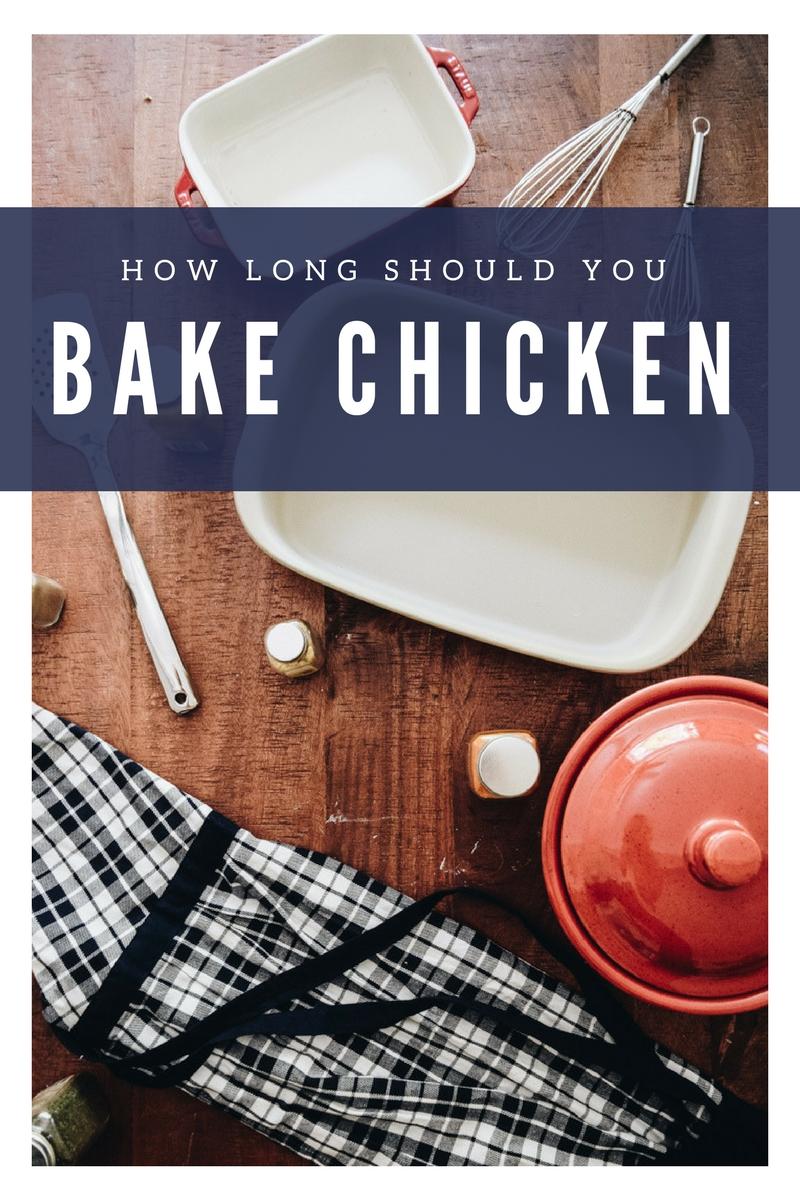 How to Bake Chicken-Little Bleu Studio