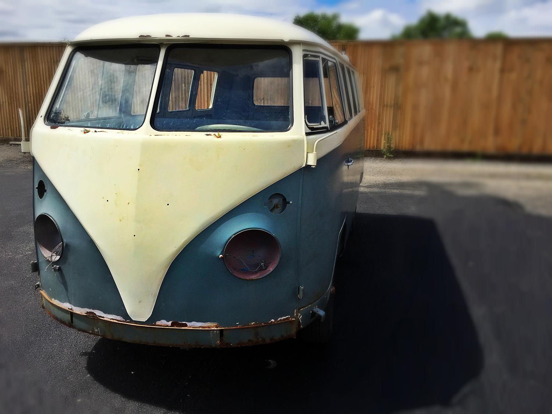 Volkswagen Split Screen — Restoration Project Cars
