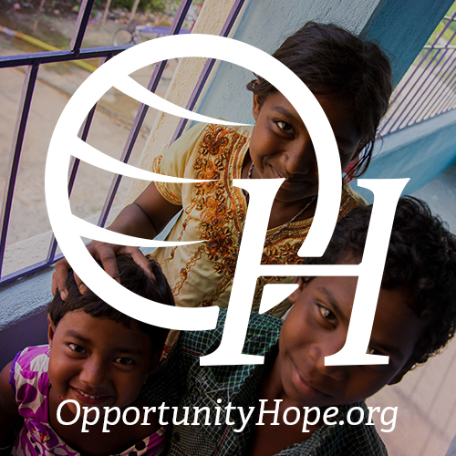 Learn how you can make the difference in a child's life across the world. Want to donate to the cause? Visit opportunityhope.org today.