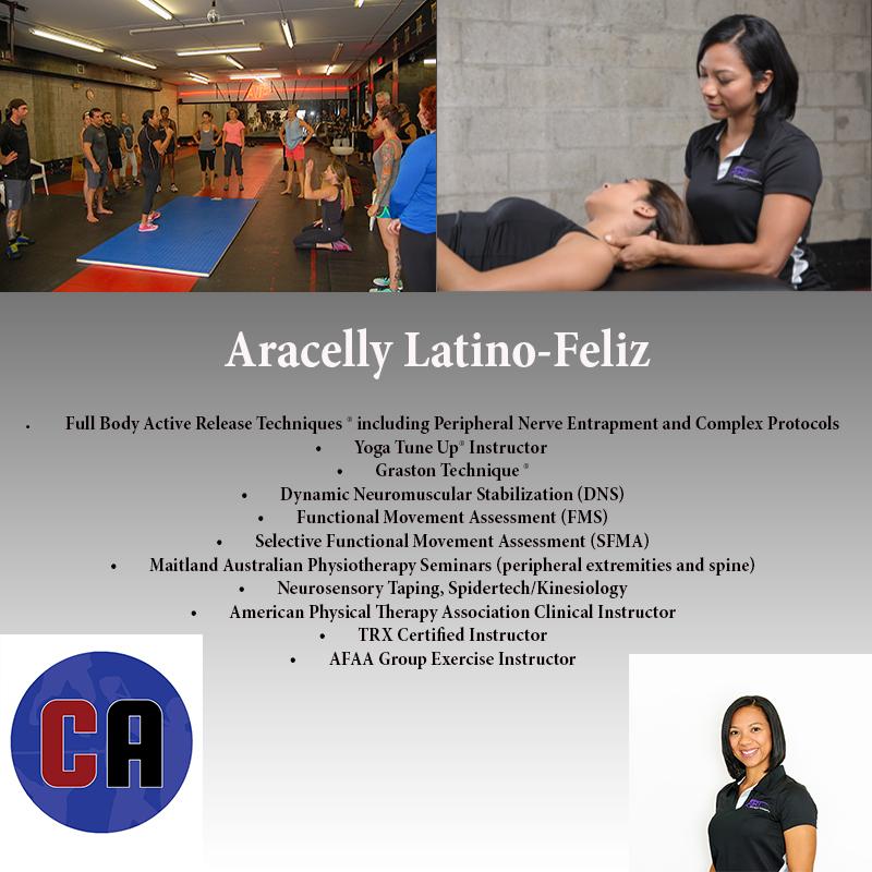 Aracellylatino Feliz Clinical Athlete