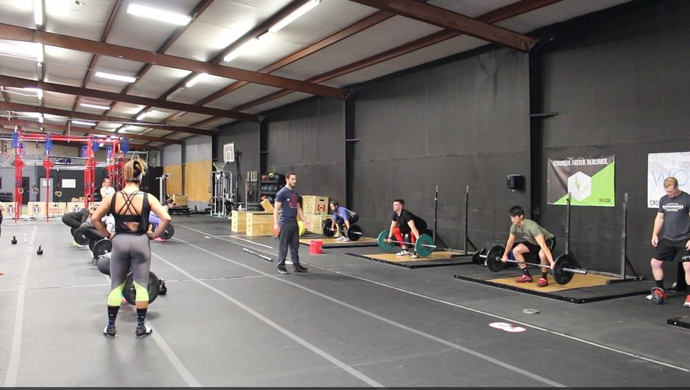 Actually drill and lift with like-minded coaches & athletes.