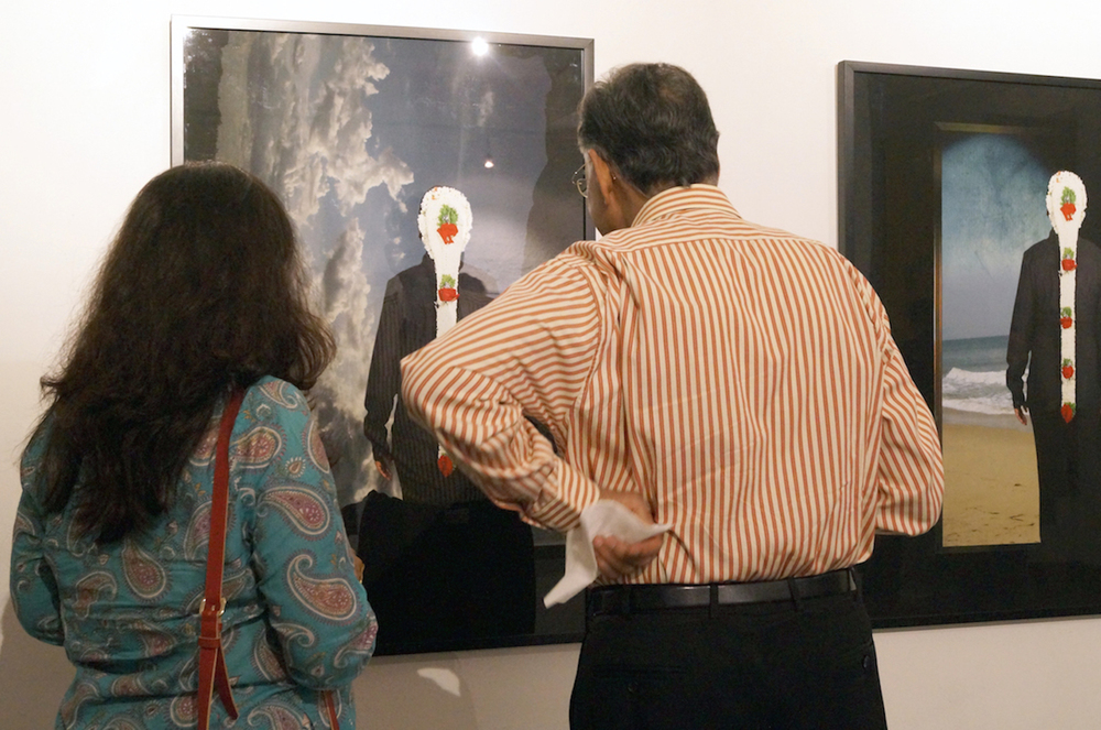 Installation image | From the opening night