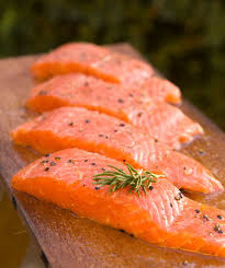 Salmon has 23 grams of protein per 3oz