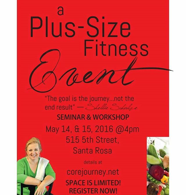 Check out this motivating event with our one and only Shellie Schulze!  Register at corejourney.net as seats are filling up quickly! @core_journey #fitspiration #motivation #powerhousegym #santarosa #corejourney