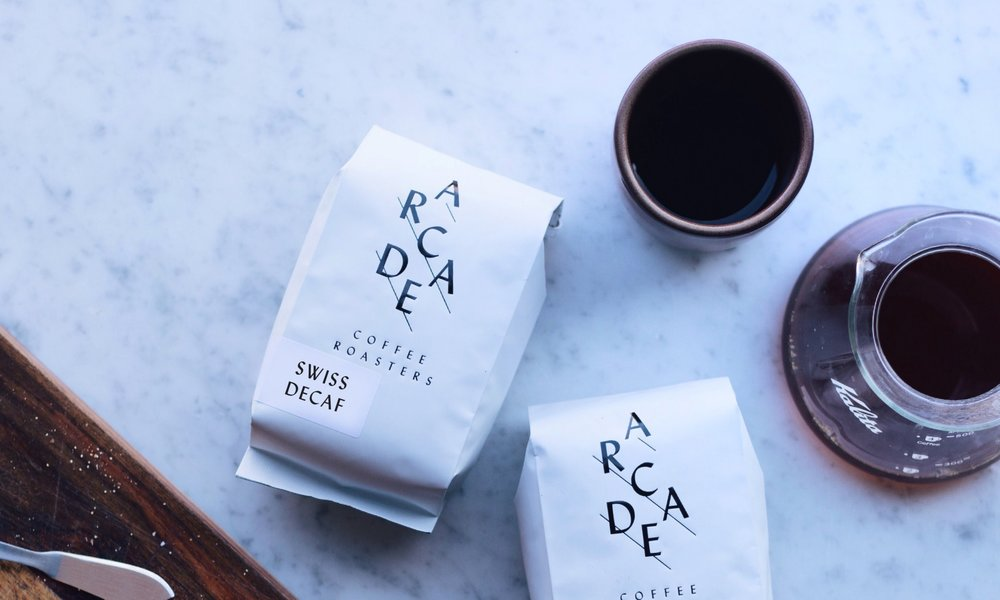 Two Bags of our Swiss Decaf delivered to your door each Month