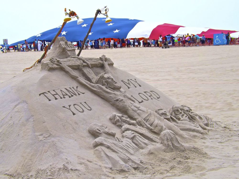 In God We Trust ~ Ocean City, MD