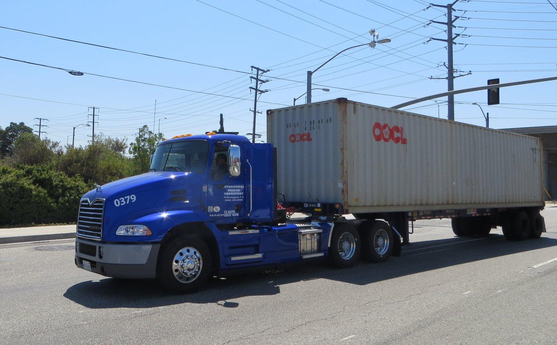 California Collaborative Advanced Technology Drayage Truck