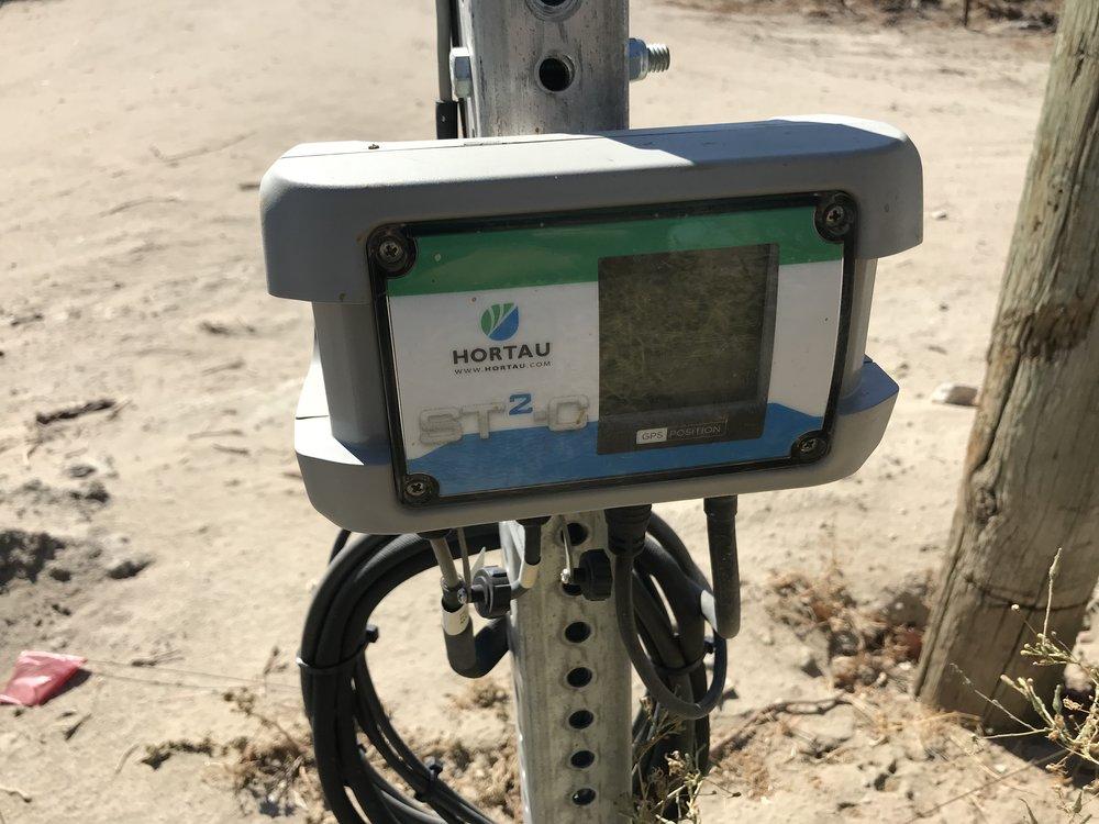 Smart irrigation technology