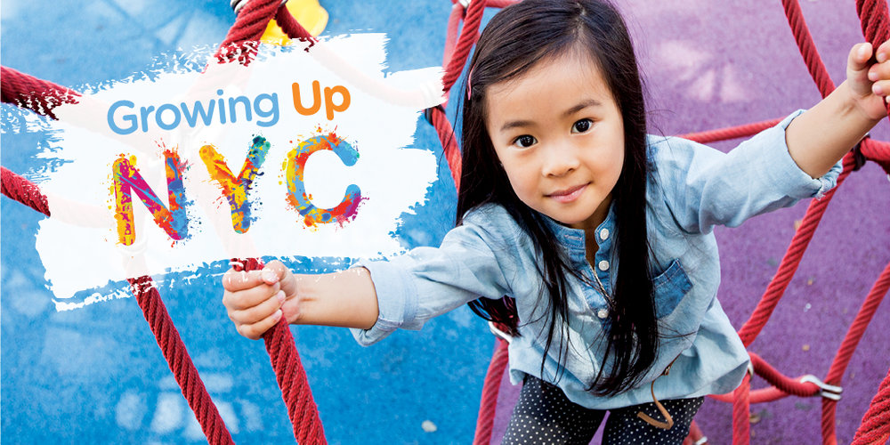 Growing Up NYC has many programs available for parents and children in NYC. Click on the link for more information and to sign up for free alerts on citywide events.